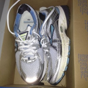 Be prepared to create more space somewhere for the many, many pairs of trainers you will 'need'